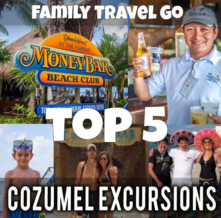 Our Top 5 Favorite Cozumel Excursions