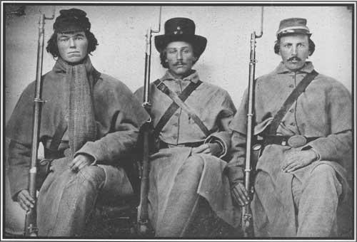 Georgia Confederate Muster Rolls | FamilyTree.com