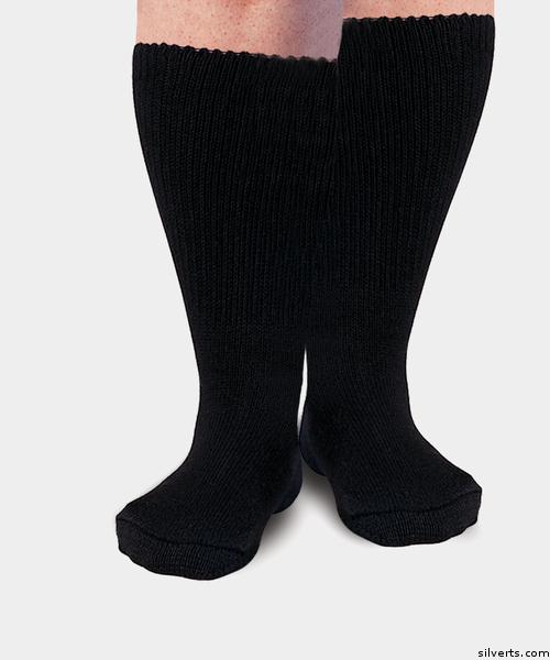 Edema Socks Wide Extra