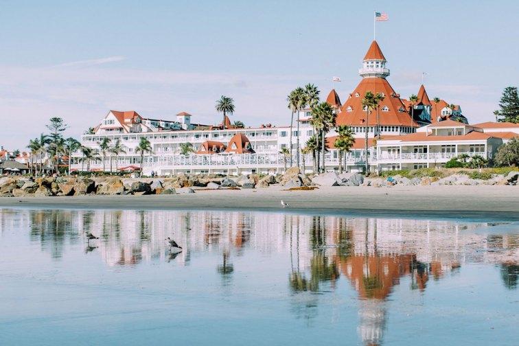 Hotel del Coronado; Courtesy of Hotel del Coronado