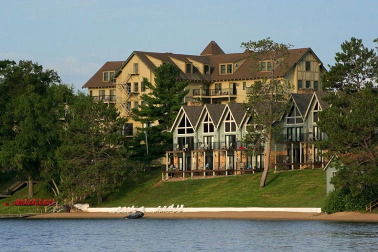 Madden's on Gull Lake; Courtesy of Madden's on Gull Lake