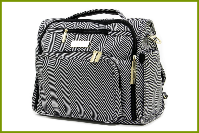 Queen of the Nile B.F.F. Diaper Bag
