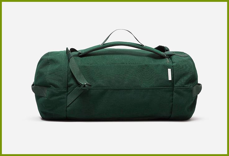 everlane duffel bag; Courtesy Everlane
