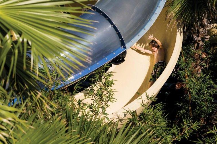 Waterslide at Four Seasons Resort Orlando at Walt Disney World Resort