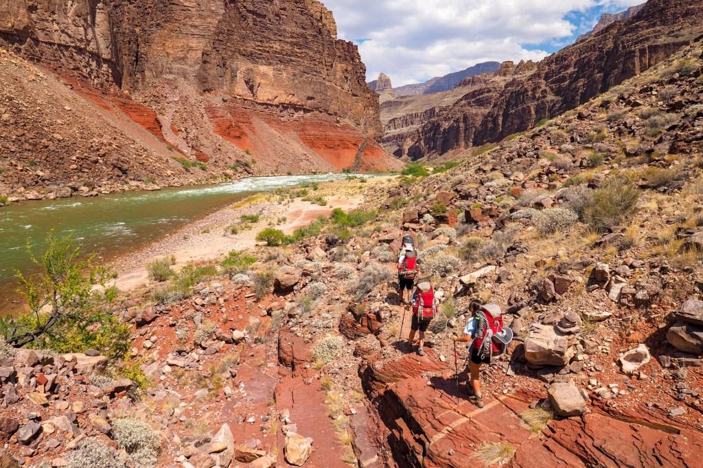 Grand Canyon; Courtesy of Francisco Blanco/Shutterstock