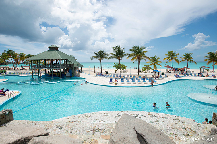 Jolly Beach Resort in Antigua