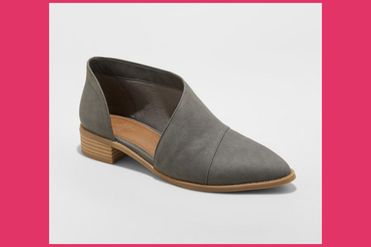 Women's Wenda Cut Out Bootie; Courtesy of Target