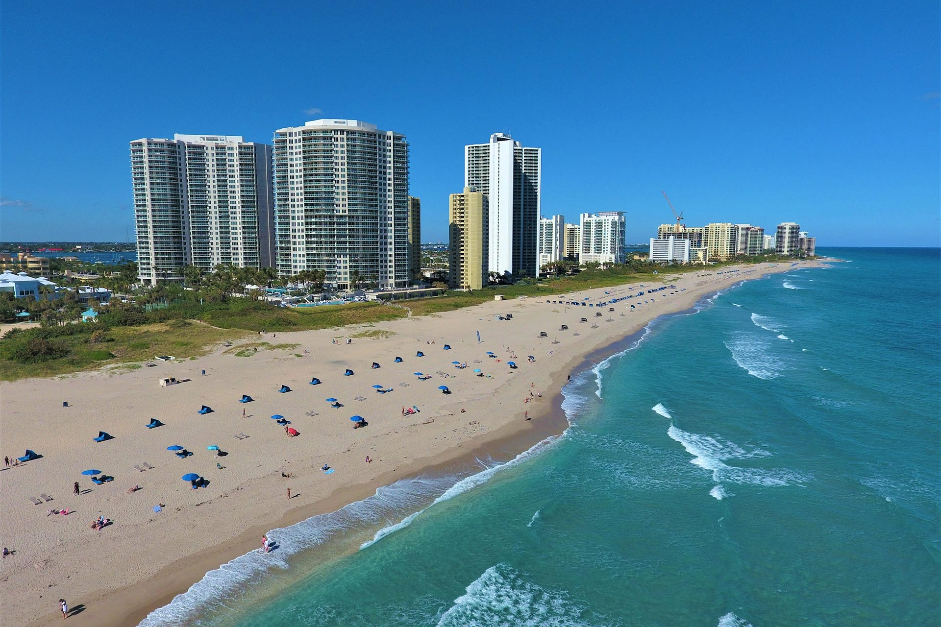 West Palm Beach, Florida; Photo Courtesy of Victor Setting/Shutterstock.com