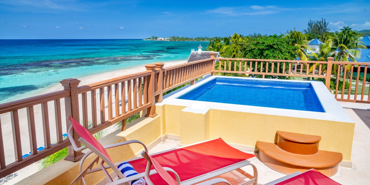 Jewel Runaway Bay Beach Resort & Spa in Jamaica