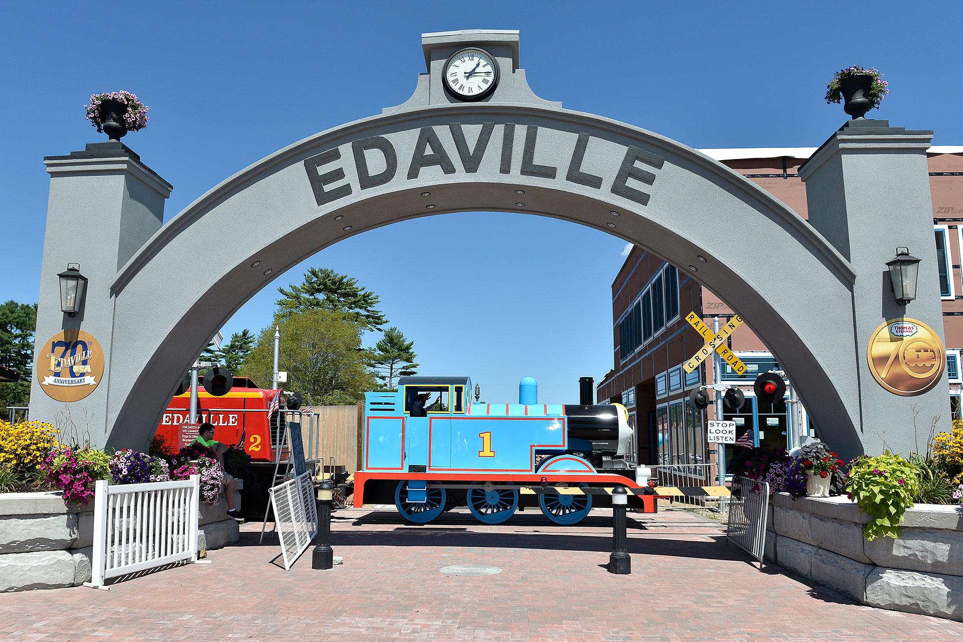 Thomas Land at Edaville Family Theme Park; Courtesy of Edaville Family Theme Park