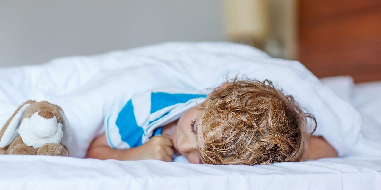 Sleeping Child; Courtesy of Romrodphoto/Shutterstock.com