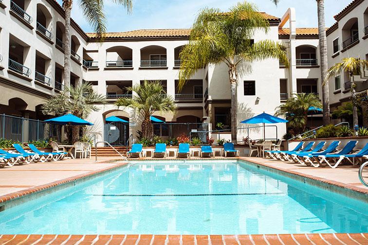 Tamarack Beach Resort and Hotel in Carlsbad, California