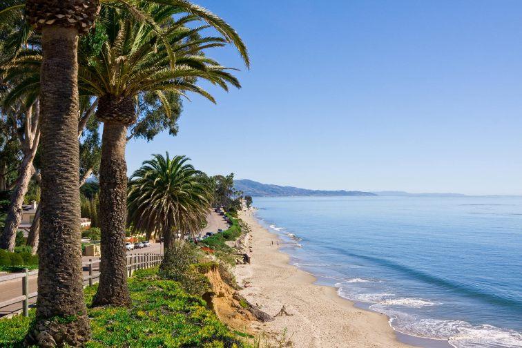 Santa Barbara, California; Photo Courtesy of David M. Schrader/Shutterstock.com