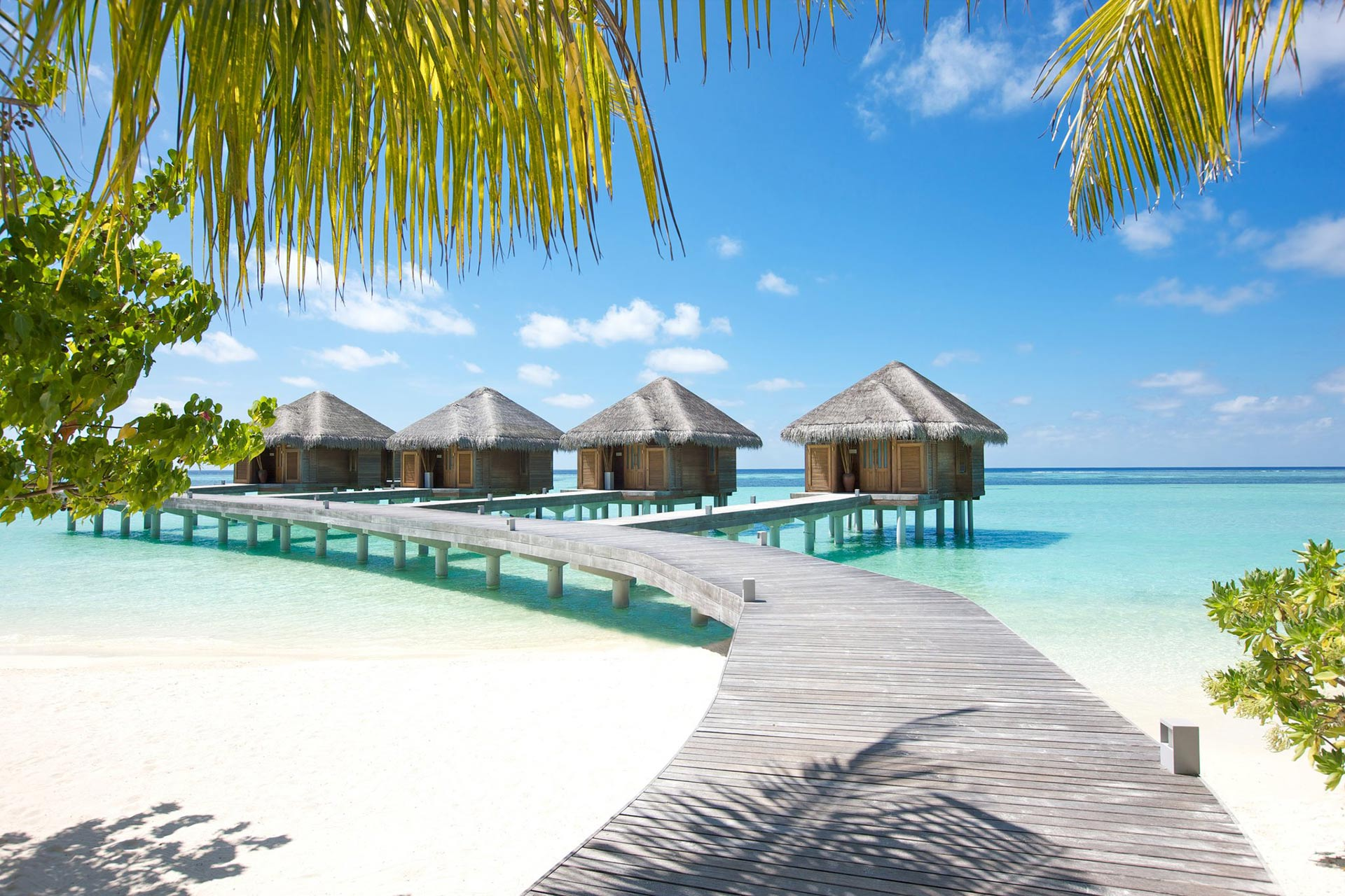 Lux* South Ari Atoll Resort in the Maldives; Courtesy of Lux* South Ari Atoll Resort