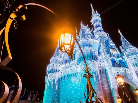 Disney World Magic Kingdom Family Vacations