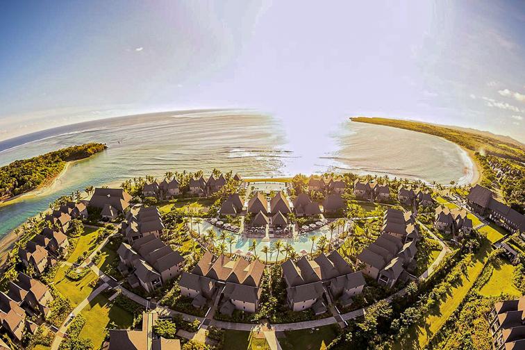InterContinental Fiji Golf Resort & Spa; Courtesy of InterContinental Fiji Golf Resort & Spa