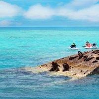 Bermuda Shipwreck; Courtesy of orangecrush/Shutterstock.com