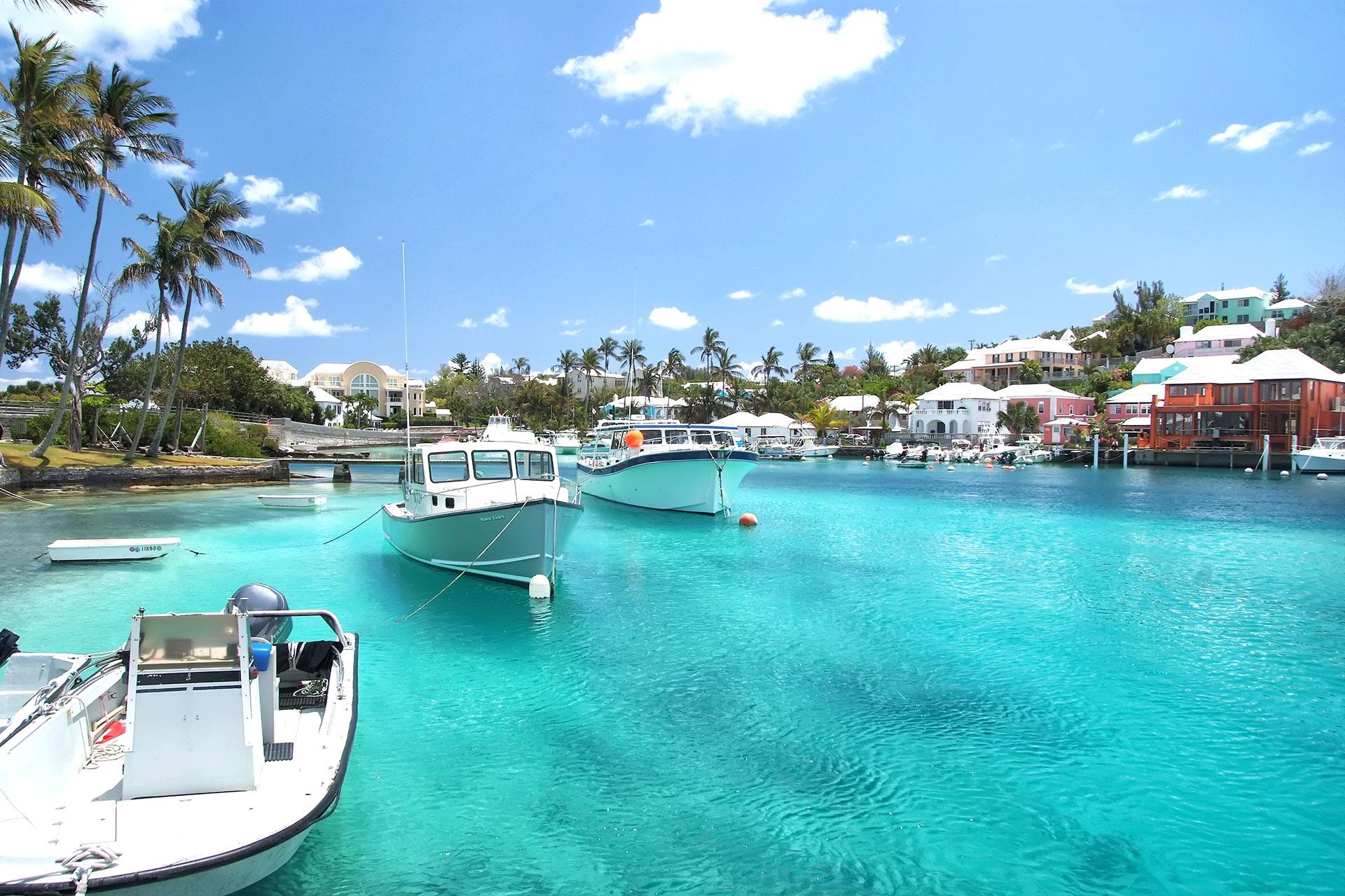 Bermuda; Courtesy of Just dance/Shutterstock.com
