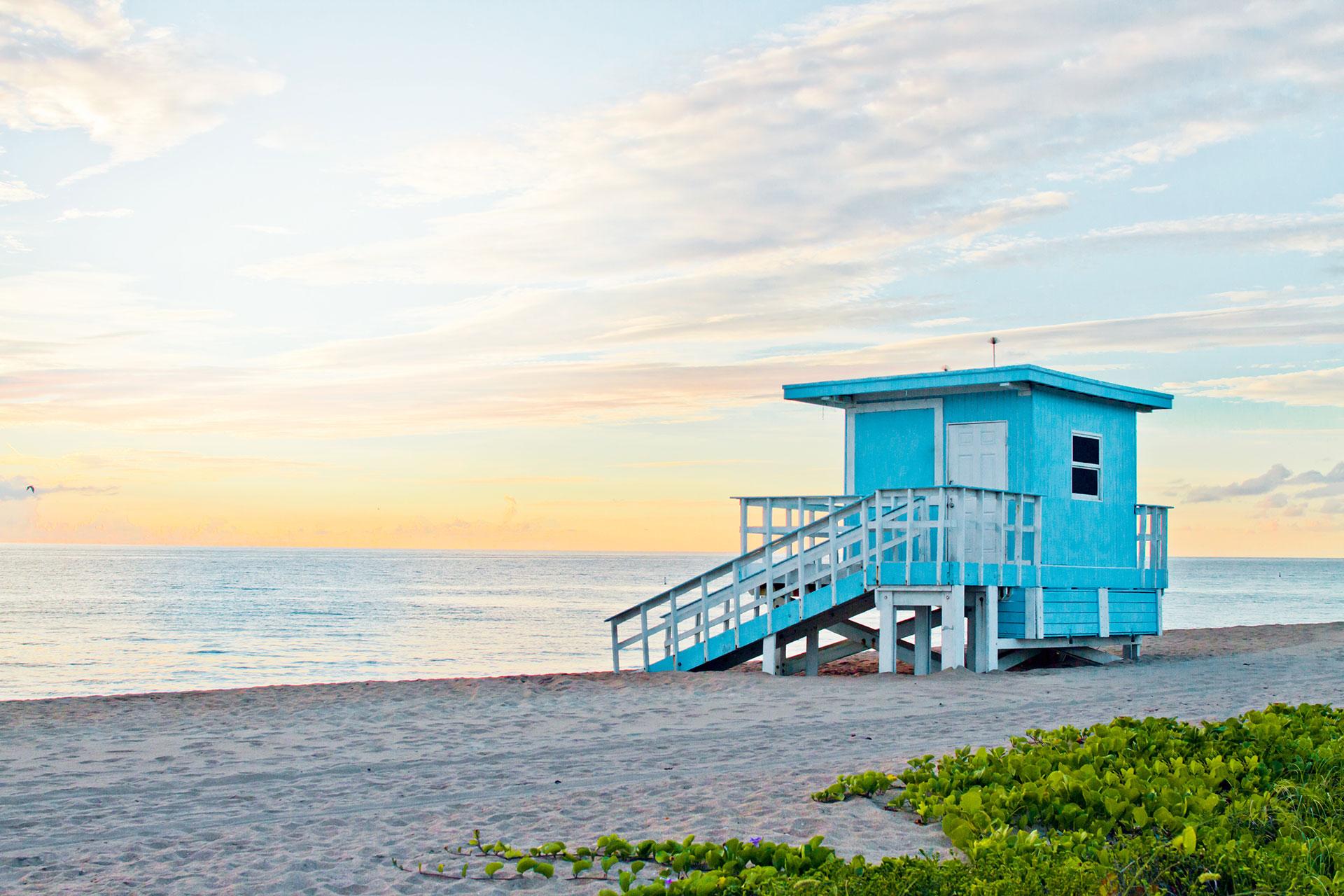 Surfside Beach, Florida; Courtesy of Town of Surfside