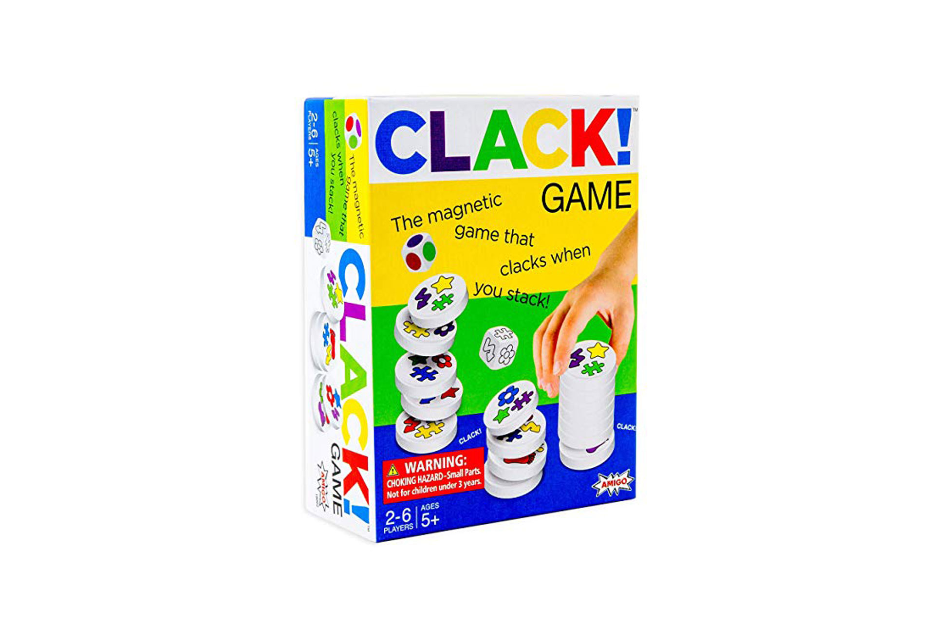 Clack Travel Game; Courtesy of Amazon