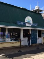 The Fish Store in Victoria; Courtesy of TripAdvisor Traveler McGuire K.