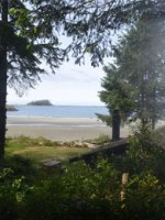 MacKenzie Beach in Tofino; Courtesy of MacKenzie Beach Resort