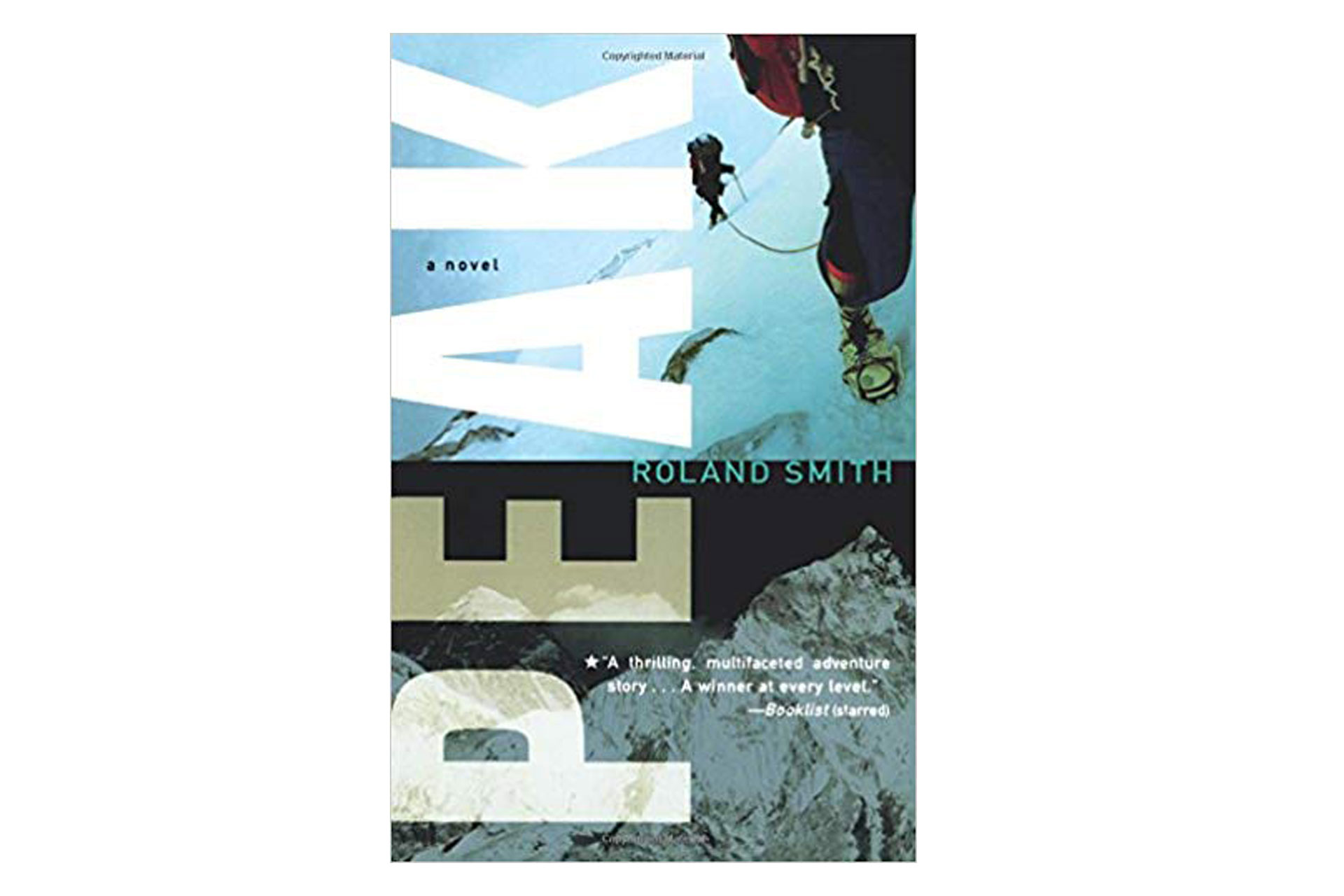 Peak Book; Courtesy of Amazon
