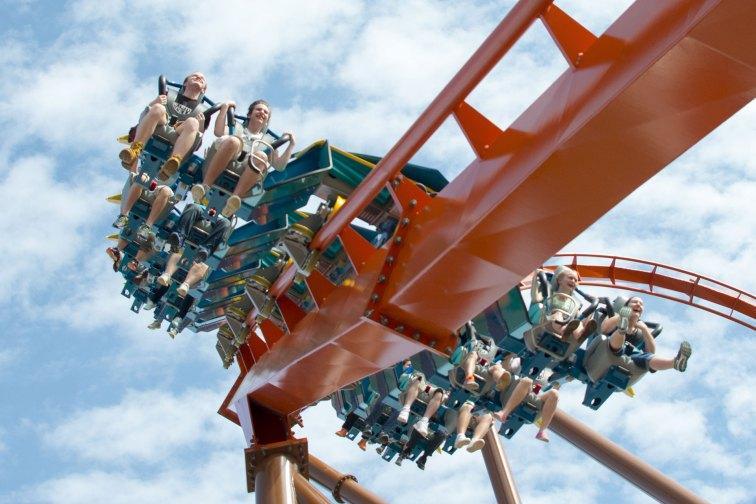 Thunderbird at Holiday World and Splashin' Safari; Courtesy of Holiday World and Splashin' Safari