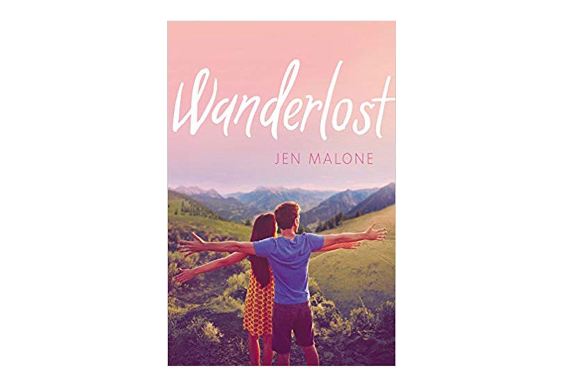 Wanderlost Book; Courtesy of Amazon