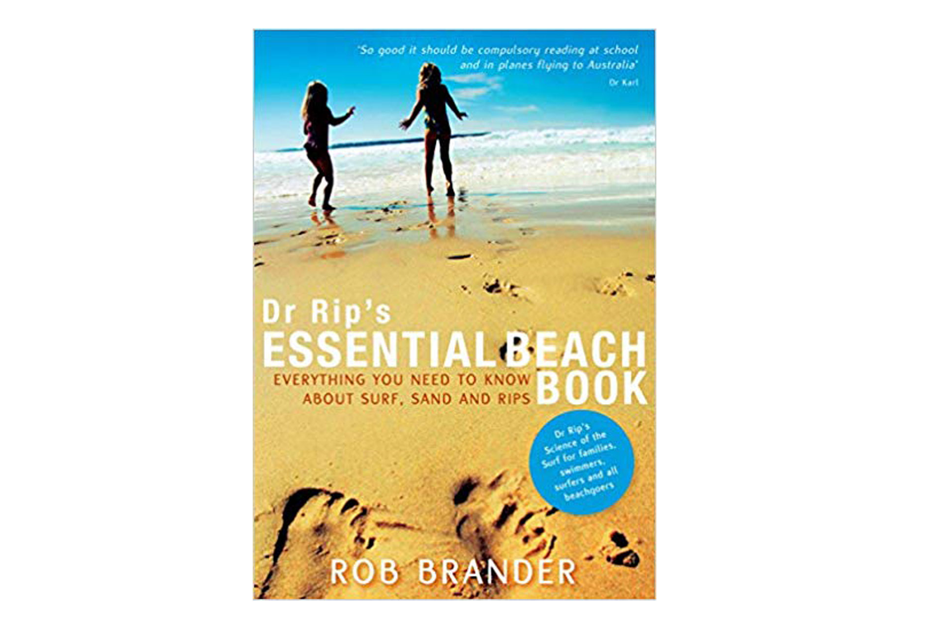 Dr. Rip's Essential Beach Book; Courtesy of Amazon