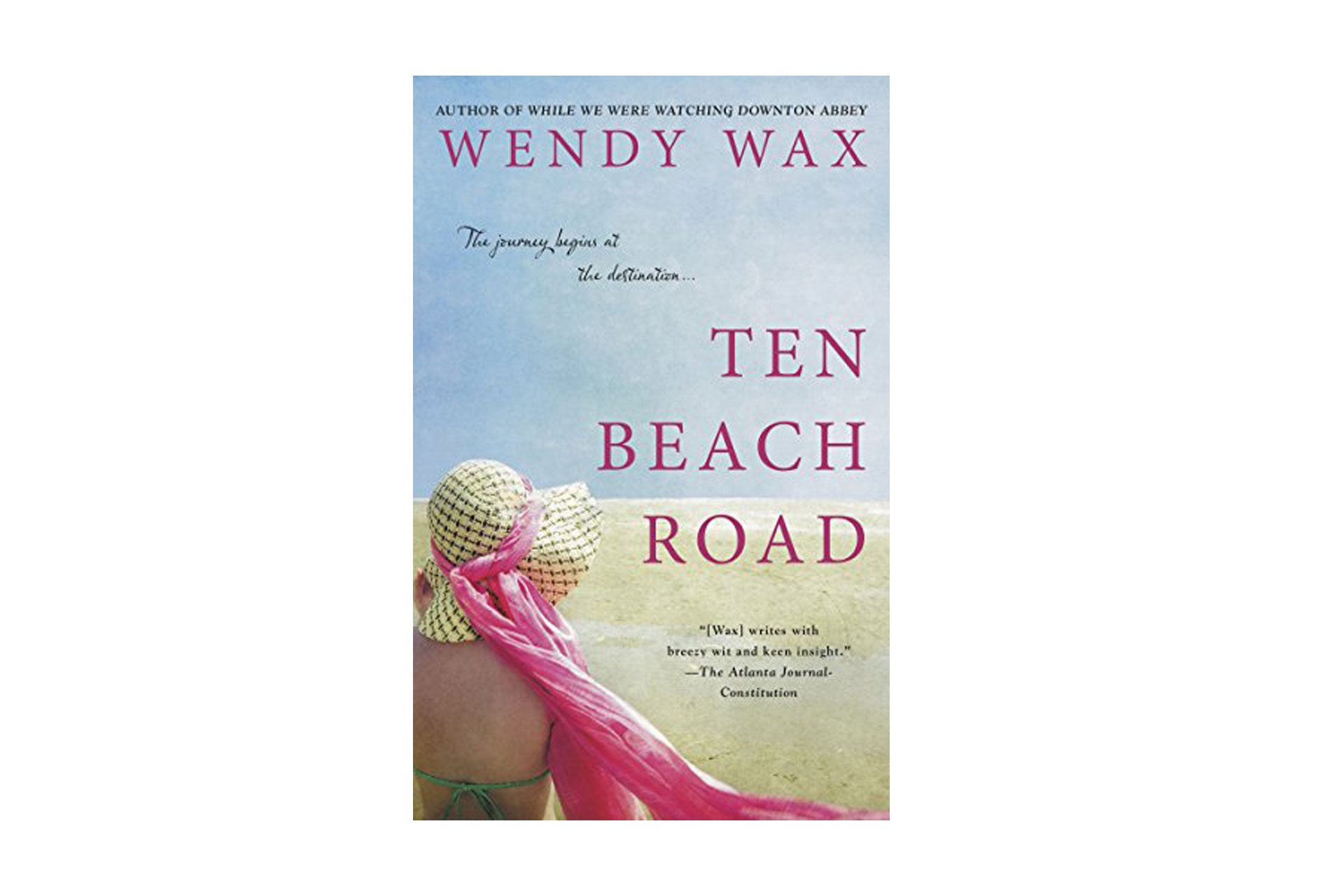 Ten Beach Road; Courtesy of Amazon