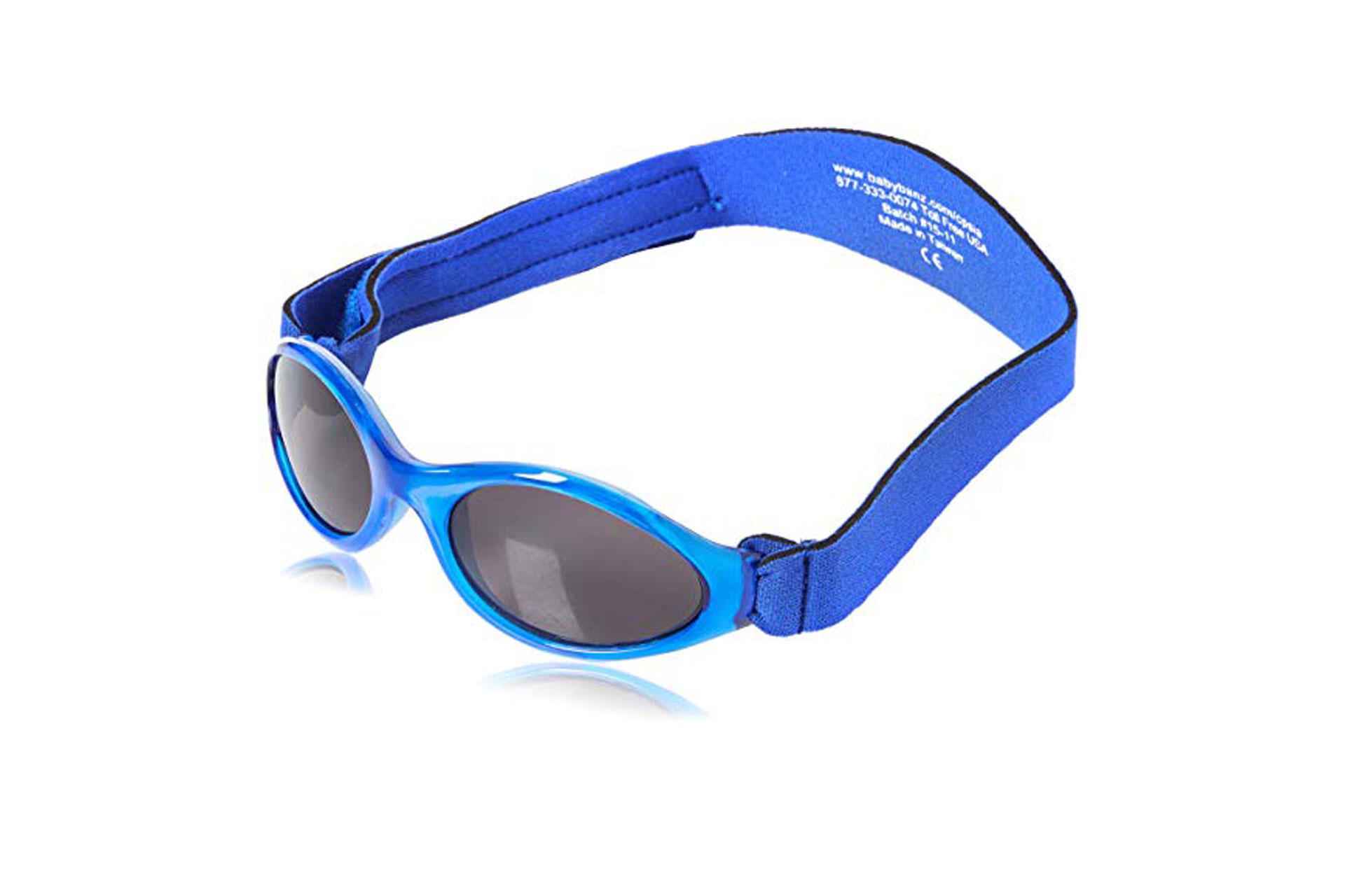 Baby Banz Sunglasses; Courtesy of Amazon