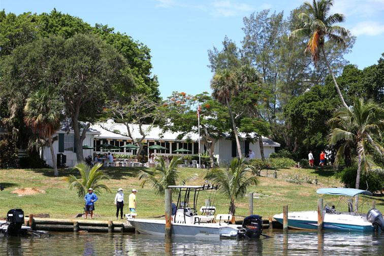 Cabbage Island Florida; Courtesy of Cabbage Key Inn