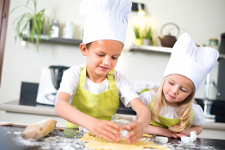 Kids Cooking Classes at The White Elephant