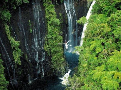 La Reunion Island; Courtesy of Serge Gelabert