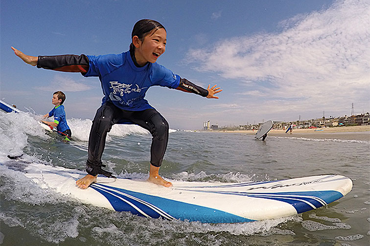 Surf Lessons at The Westin Los Angeles Airport