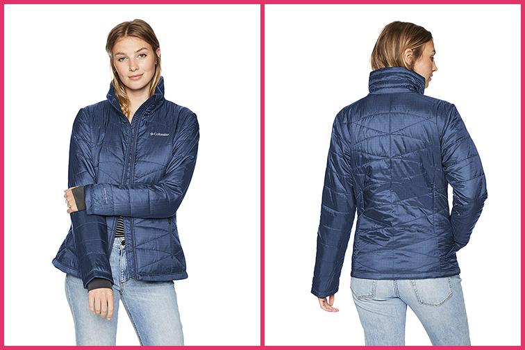 Columbia Women's Mighty Lite III Jacket; Courtesy of Amazon