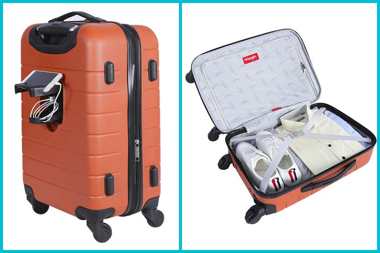 Wrangler Kids Luggage; Courtesy of Amazon
