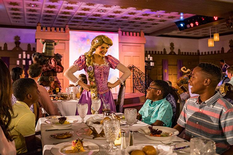 Rapunzel's Royal Table – Disney Magic