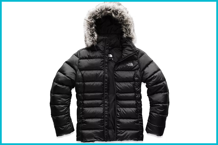 The North Face Women's Gotham Jacket II; Courtesy of North Face