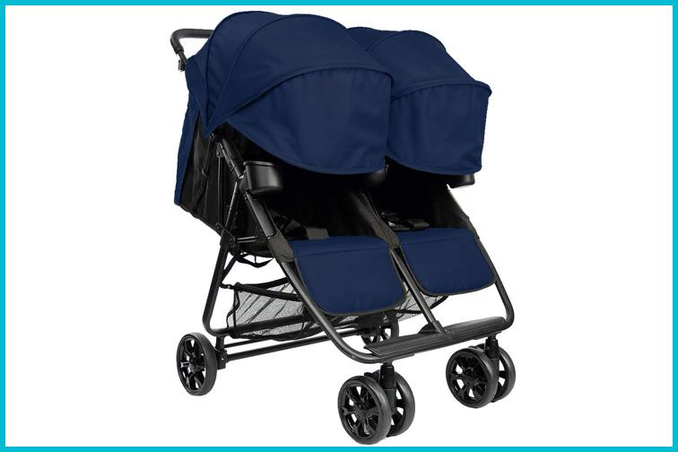 ZOE XL2 Double Stroller for Disney; Courtesy of Amazon