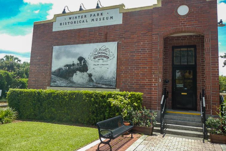 Winter Park History Museum ; Courtesy of TripAdvisor traveler/ Sunrunner45