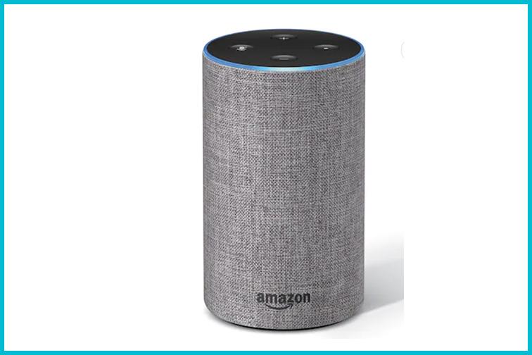 Amazon Echo (2nd Gen) Smart Speaker with Alexa