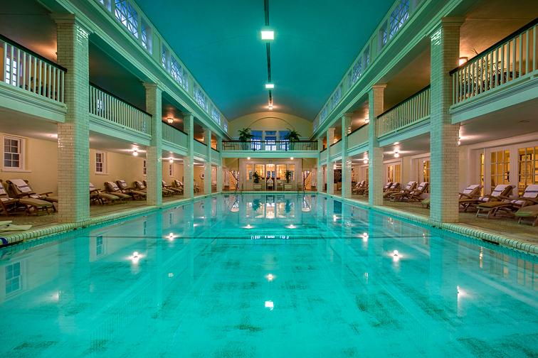 Omni Bedford Springs Resort - Bedford, PA; Courtesy of Omni Bedford Springs Resort