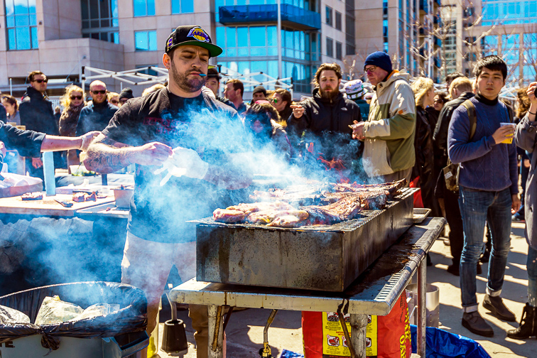 Smorgasburg ;Courtesy of Shutterstock