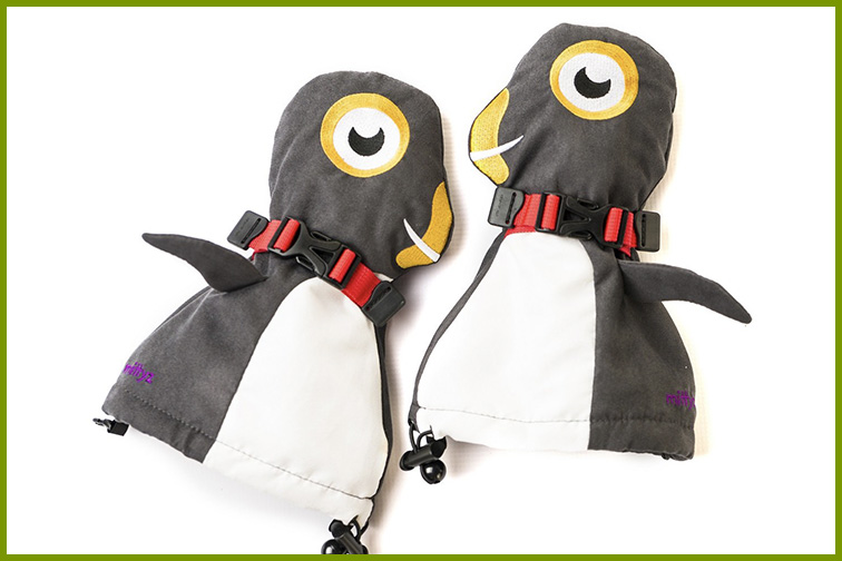Veyo Kids - Flipper Mittyz - Waterproof Kids Mittens