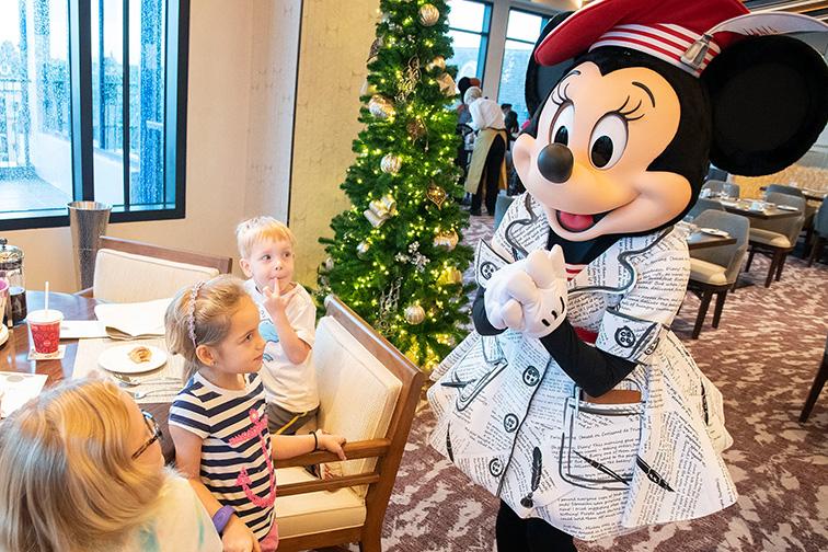 Topolino's Terrace – Disney's Riviera Resort; Courtesy of Disney