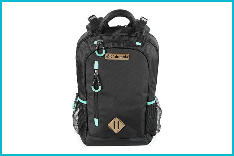 Columbia Carson Pass Backpack Diaper Bag; Courtesy Amazon