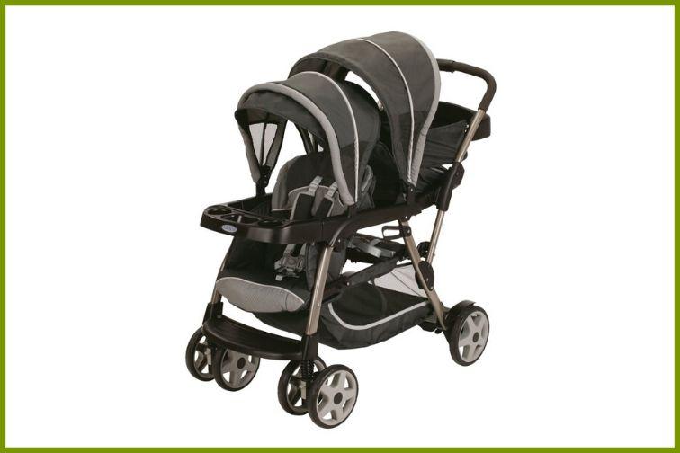 Graco 2Grow Double Stroller