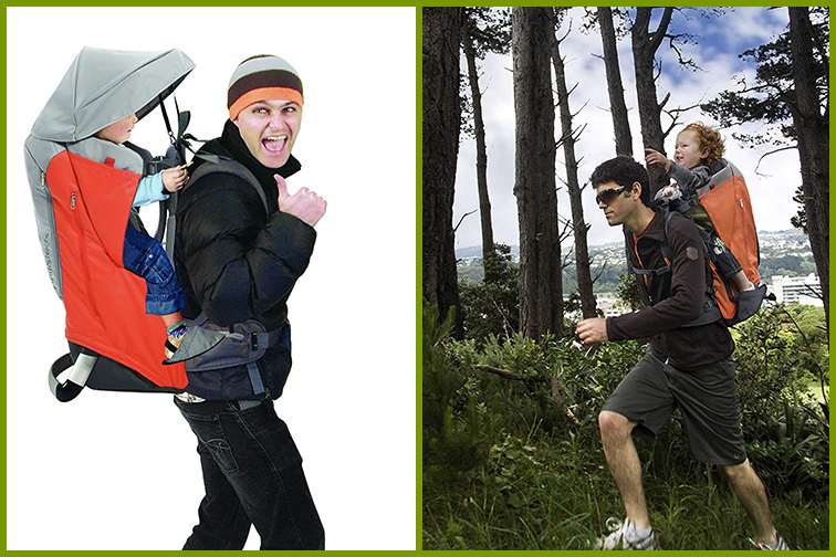 Phil & Ted's Escape Baby Carrier